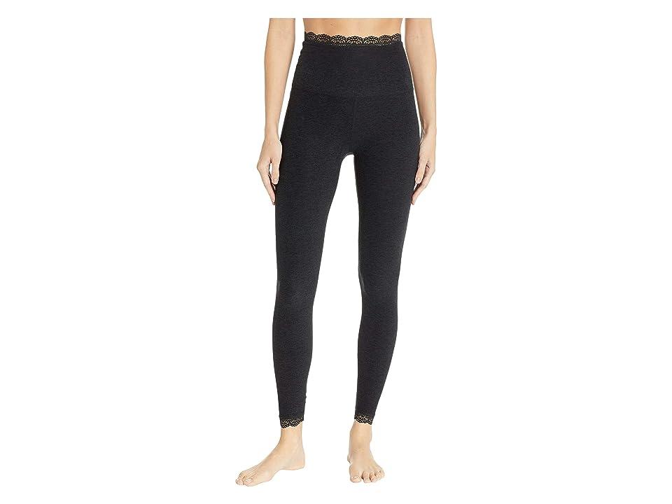 Beyond Yoga - Beyond Yoga All For Lace High-Waisted Midi Leggings