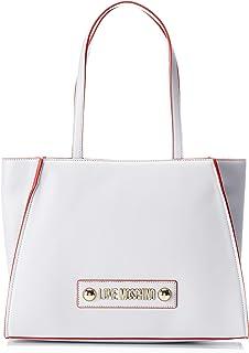 b64ae21012 Amazon.it: borsa bianca - Love Moschino: Scarpe e borse