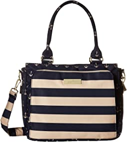 Ju-Ju-Be - Legacy Nautical Collection Be Classy Structured Handbag Diaper Bag