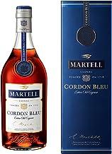 Martell Cordon Bleu mit eleganter Geschenkverpackung / Einzigartiger Cognac mit fruchtiger und blumiger Note / Ideal als Geschenk oder für besondere Anlässe geeignet / 1 x 0,7 L