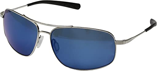 Brushed Palladium Frame/Blue Mirror 580P