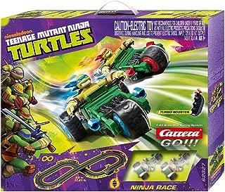 Carrera Go Teenage Mutant Ninja Turtle Race Racing Set