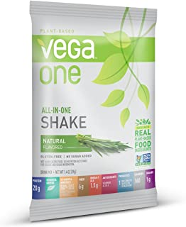 Vega One All in One Nutritional Shake, Natural, 1.4 Ounce