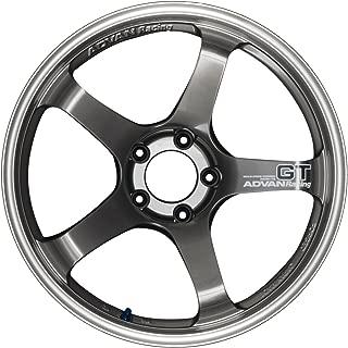 Yokohama Wheel Advan GT Hyper Black Wheel with Painted Finish (18x8
