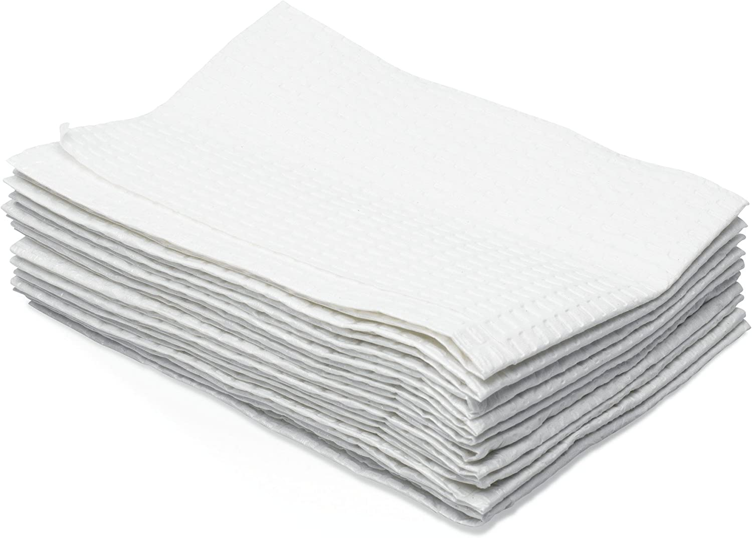 Foundations Worldwide Sanitary Disposable Changing Station Liners, NonWaterproof, White