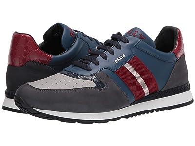 Bally Asel-FO/185 Sneaker (Smoke Grey) Men