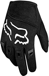 Fox Racing 2020 Kid's Dirtpaw Gloves - Race (Small) (Black)