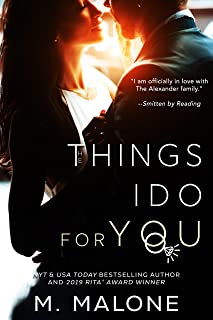 The Things I Do for You (The Alexanders Book 2)