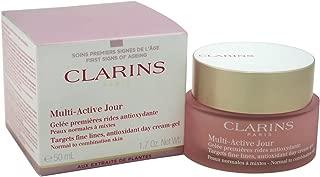 Clarins 娇韵诗 多活性日霜 中性至混合性皮肤 1.7 盎司