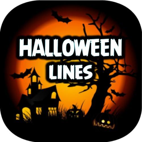 Halloween Line - arcade three in a row