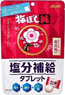 アサヒグループ食品 梅干し純タブレット 62g×6袋