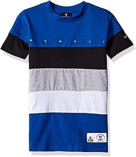 Southpole Boys' Little Colorblock Short Sleeve Fashion Tee
