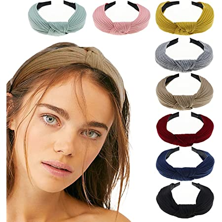 Details about  /Vintage Women Headband Color Hairband Hair Hoop Wash Face NEW HOT H0X6