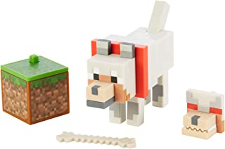 Minecraft Comic Maker Wolf Action Figure
