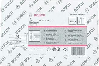 Bosch Professional 2608200041 nagel ronde kop nagel 21°, thermisch verzinkt, gering; SN21RK 90RHG