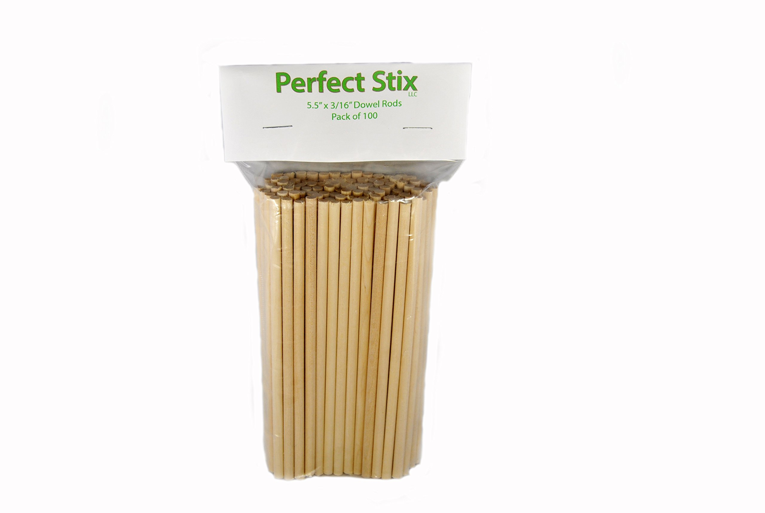 Perfectware PW Colored Craft Jumbo 200 PW Colored Craft Jumbo Sticks Pack of 200