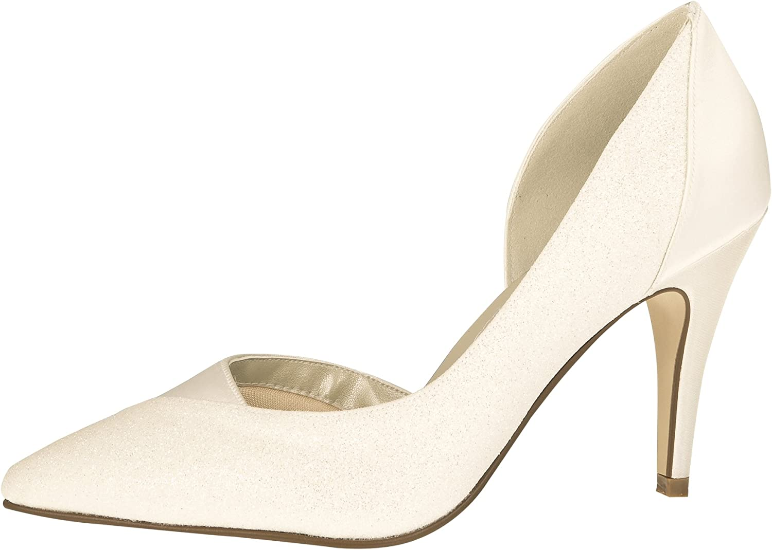 Rainbow Club Roux - Ivory Shimmer Court