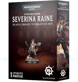 Games Workshop Warhammer 40K: Astra Militarum Severina Raine
