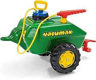 Rolly Toys 122868 - rollyVacumax für Kinder von 3 bis 10 Jahren, Fassanhänger, Pumpe mit Spritze, Befüllung max. 15 Liter