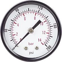 PneumaticPlus PSB20-200 Air Pressure Gauge 2