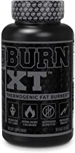 Burn XT Black Thermogenic Fat Burner - Weight Loss Supplement, Appetite Suppressant, Nootropic Energy Booster W/TeaCrine -...