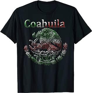 coahuila mexico shirt