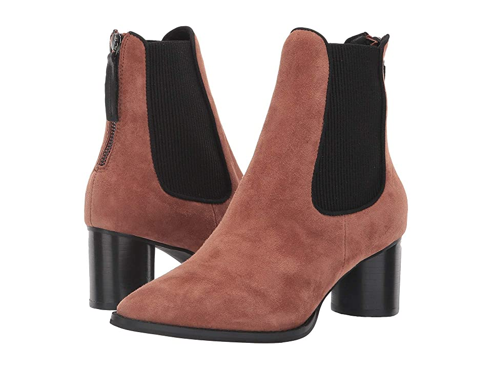Sol Sana Ashton Boot (Burnt Tan Suede) Women