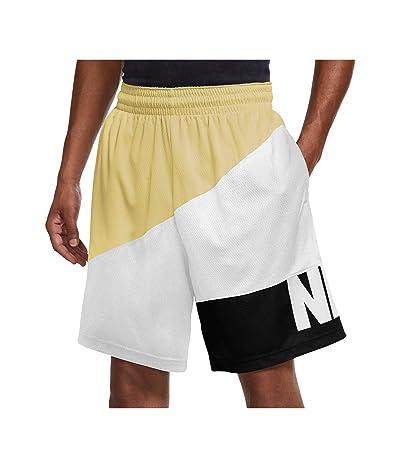 Nike Dry Starting5 Asymmetric Shorts