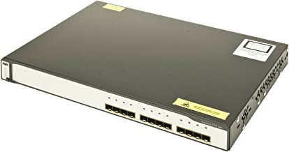 Catalyst 3750 12 Sfp Dc Powered Std Multilayer Image