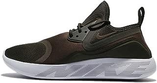 Nike Men's Lunarcharge Essential, Black/Dark Obsidian-Volt