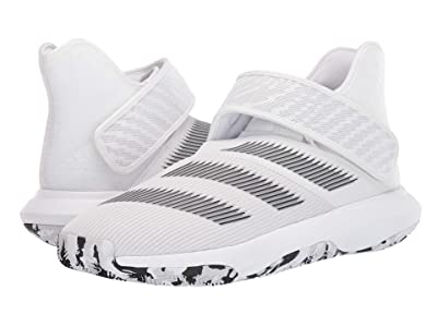 adidas Harden B/E 3 (Footwear White/Core Black/Grey One F17) Men