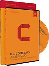 The Comeback Study Guide with DVD: It's Not Too Late and You're Never Too Far