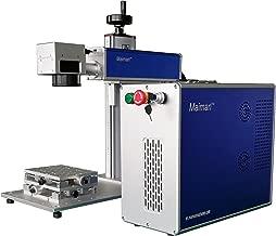 Maiman 50W Fiber Laser Marking Machine for Deep Engraving