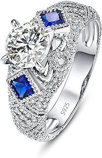 Best cubic zirconia wedding rings that look real Reviews