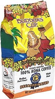 Buddha's Cup Single Origin Hawaiian Kona Coffee (Decaf (8oz))