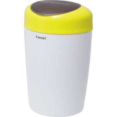 Combi (コンビ) 紙おむつ処理ポット 5層防臭おむつポット スマートポイ W291×D246×H442mm リードホワイト 115476