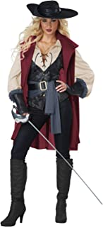 California Costume Collection - Lady Musketeer Women's Costume