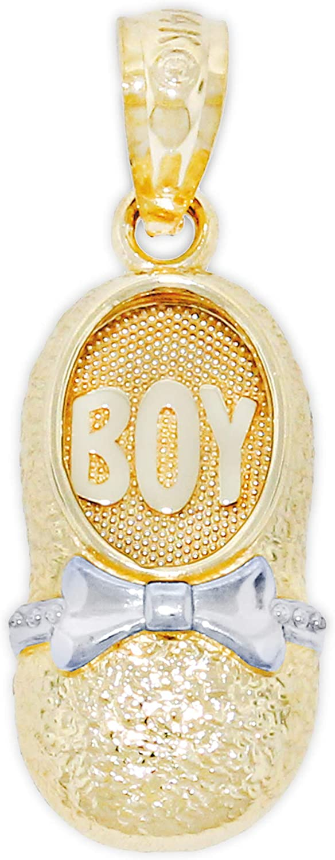 Cheap mail order shopping Charm America - Gold Soldering Newborn Baby Karat Gol 14 Boy Solid
