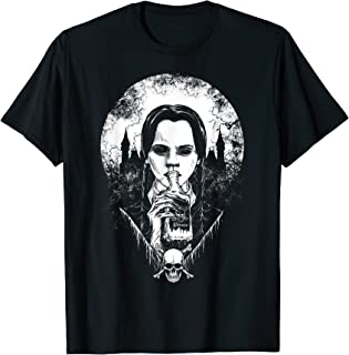 Wednesday Addams Poison Bottle T-Shirt