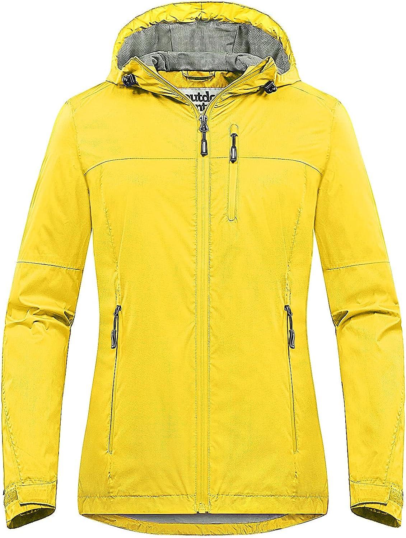 激安通販専門店 Outdoor Ventures Packable Rain 店内限界値引き中 セルフラッピング無料 Waterpro Women Jacket Lightweight