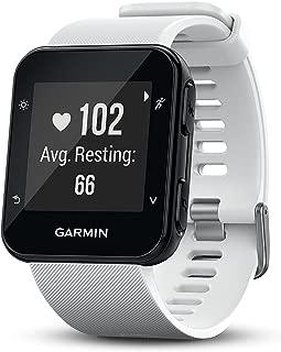 Garmin 010-01689-03  Forerunner 35, Easy-to-Use GPS Running Watch, White