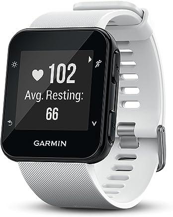 Garmin Forerunner 35, Easy-to-Use GPS Running Watch, White