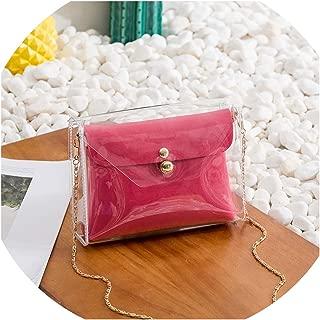 Transparent Women Purse Hand Crossbody Bag Clutch Phone Purse Bag borsa donn feminina sac a main 107