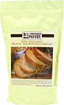 The Prepared Pantry Bread Mix, New England Rustic Sourdough, 19 Ounce