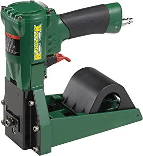 Klinch-Pak KP-SWC Pneumatic Roll Stapler for SWC Series Staples with 1-1/4-Inch Crown and 5/8-Inch to 3/4-Inch Leg Staples