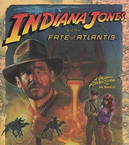 Indiana Jones and the Fate of Atlantis [PC Code - Steam]