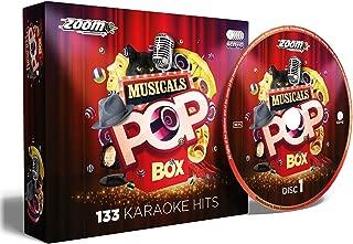 Zoom Karaoke Musicals Pop Box