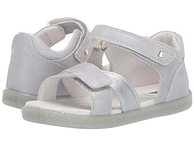 Bobux Kids I-Walk Sail (Toddler) (Silver) Girls Shoes