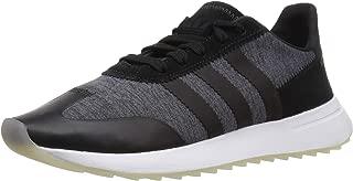 Adidas ORIGINALS Women's FLB_Runner W, core Black/White/Grey Five, 9 M US