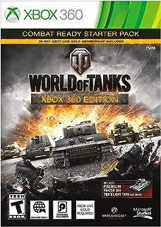 World of Tanks-X360 Xbox 360 English US NTSC DVD - Xbox 360